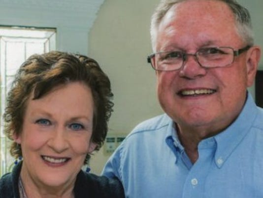 Anniversaries: Darryl Becktel & Donna Becktel