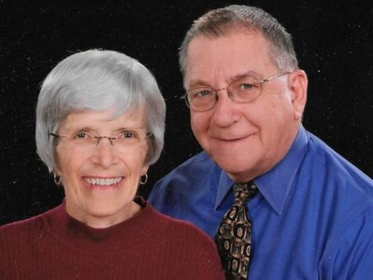 Anniversaries: Ronald Ronald and Judy Lott & Judy Lott