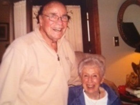 Anniversaries: Bill Stocker & Ellie Stocker