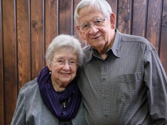 Anniversaries: Bill Naylor & Dee Naylor