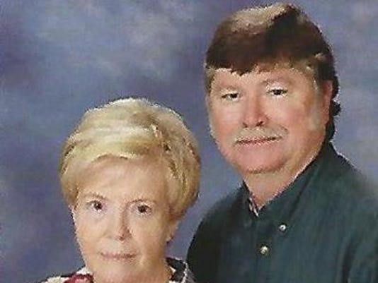 Anniversaries: Keith Brooks & Sherry Brooks
