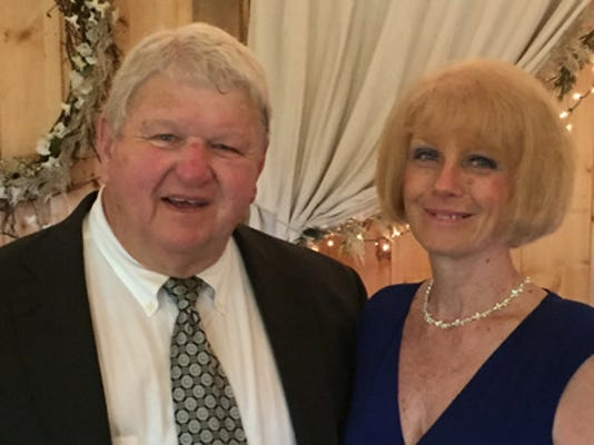 Anniversaries: Roland Scott & Betty Scott
