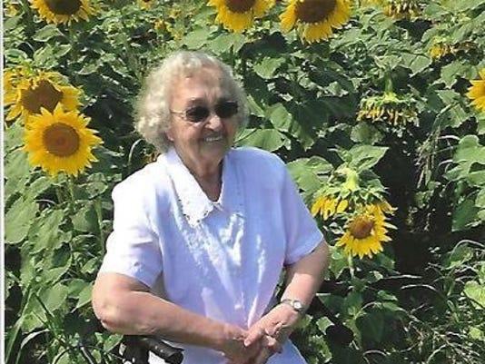 Birthdays: Betty Campbell Warren