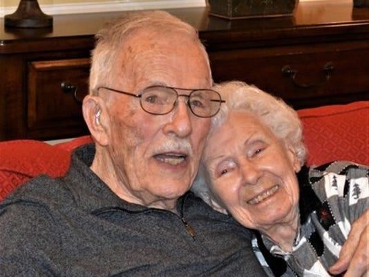 Anniversaries: Robert and Sarah Boomershine & KimberlyJ Boomershine