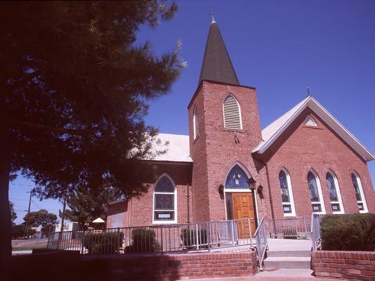 Peoria First Presbyterian Church has sat along 83rd