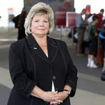 Airport CEO Candace McGraw received a new contract on Monday.