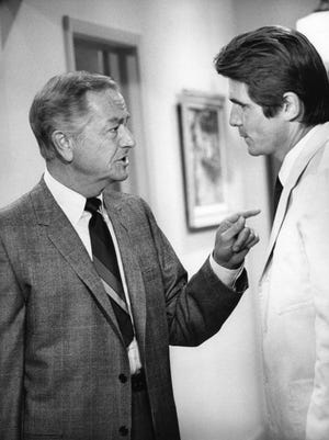 Don Mankiewicz, the screenwriter who created 'Marcus Welby, M.D.' for TV, has died. Here, an episode from the series, with Robert Young and James Brolin, that aired in Sepember 1969.