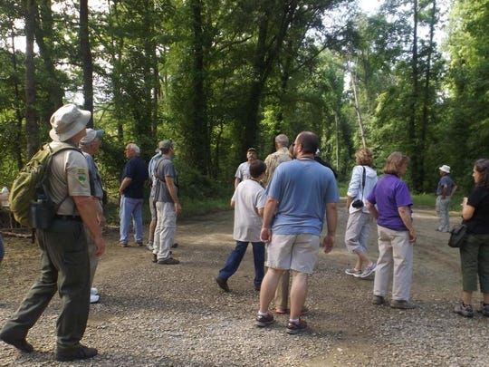The fourth annual Hatchie BirdFest will offer hikes for all ages and skill levels.