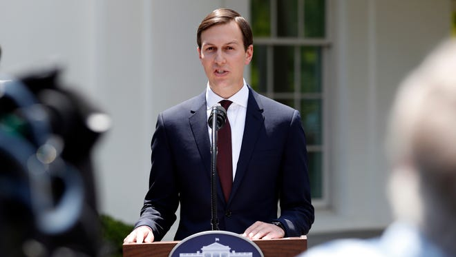 Jared Kushner, yerno y asesor del presidente Donald Trump.