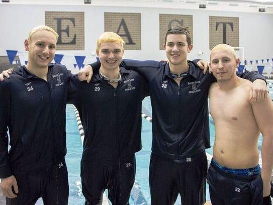 South Lyon Unified honored its four seniors including