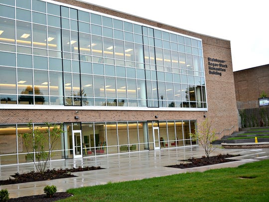 The new Steinhauer-Rogan-Black Humanities Building at Volunteer State Community College is the largest building on the Gallatin campus.