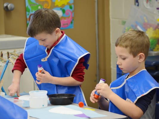 MTO junior kindergarten - artists