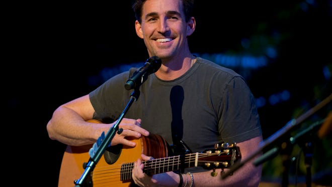 Jake Owen will headline day two of the inaugural Beach Town Music Festival Oct 7 and 8 at the Indian River County Fairgrounds.