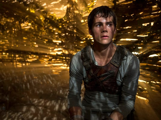Film Review The Maze Runner (6)