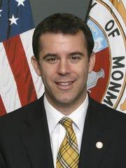 Acting Monmouth County Prosecutor Christopher J. Gramiccioni