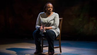 "In ""Until the Flood,"" Dael Orlandersmith portrays multiple characters affected by the shooting death of Michael Brown in Ferguson, Mo., and the unrest that followed. She is performing through April 22 at the Milwaukee Repertory Theater's Stiemke Studio."