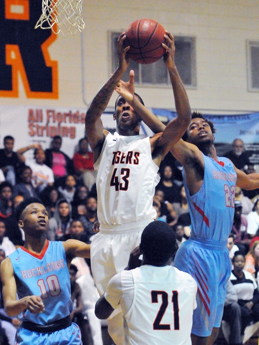 COCOA VS ROCKLEDGE BASKETBALL