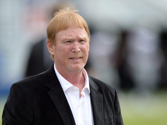 Raiders Owner Mark Davis I Gave My Commitment To Las Vegas