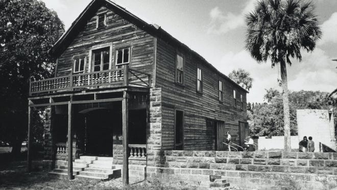 Known as the founder's home, it once was the home of Cyrus Teed, leader of the Koreshan movement. He built the home and community on the banks of the Estero River.