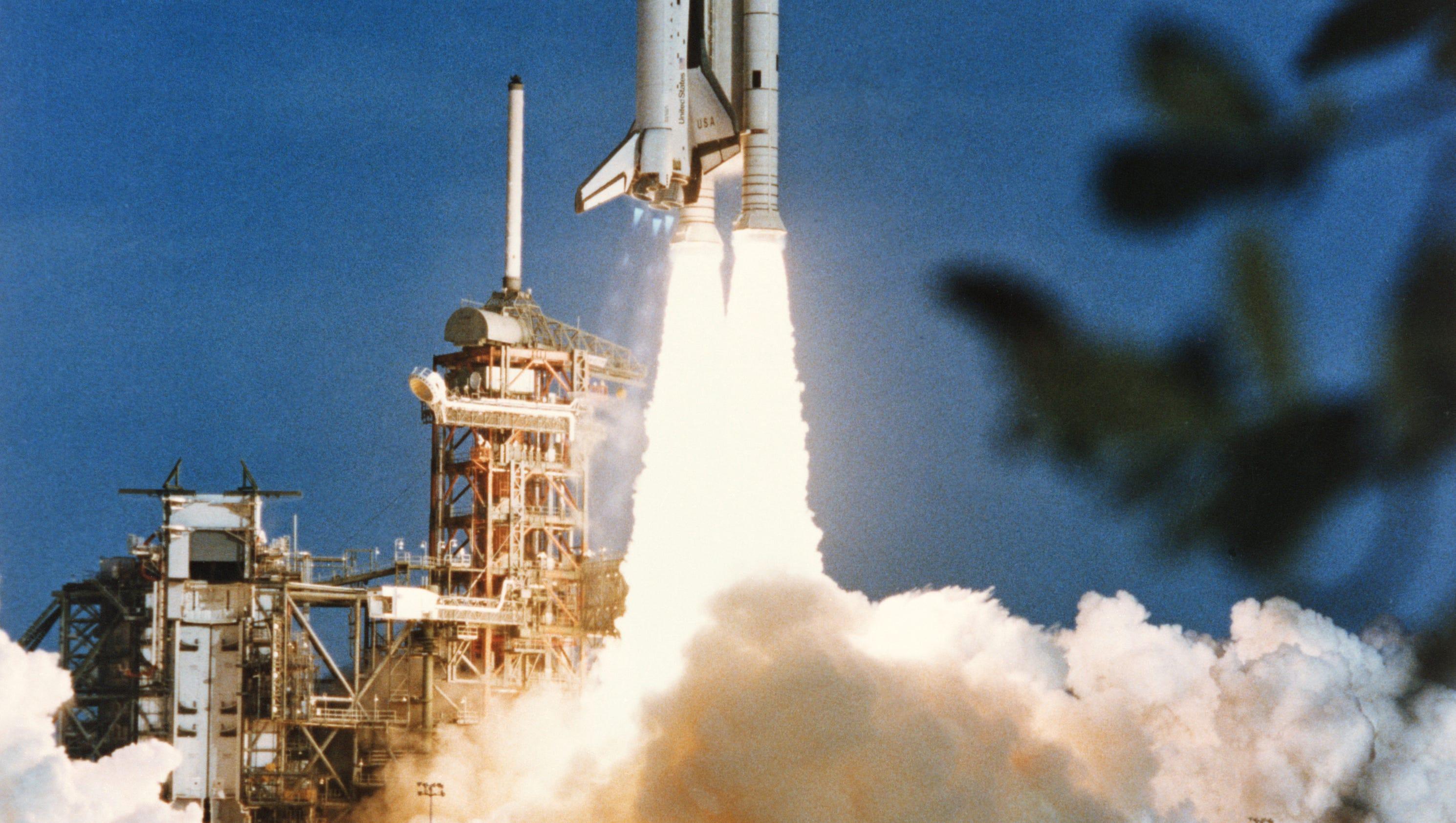 space shuttle program era -#main