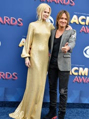 Nicole Kidman and Keith Urban, 2018.