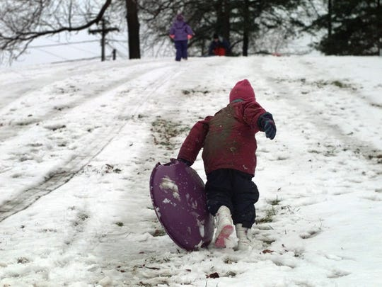 Two winter festivals are set for Saturday, Jan. 27: