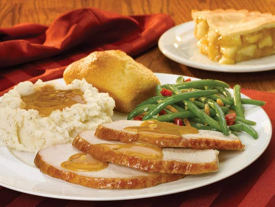 Boston Market offers a variety of healthy family meals