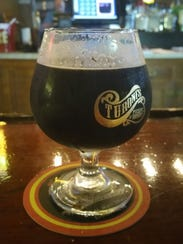 Turoni's has two beers year round and different seasonal offerings.