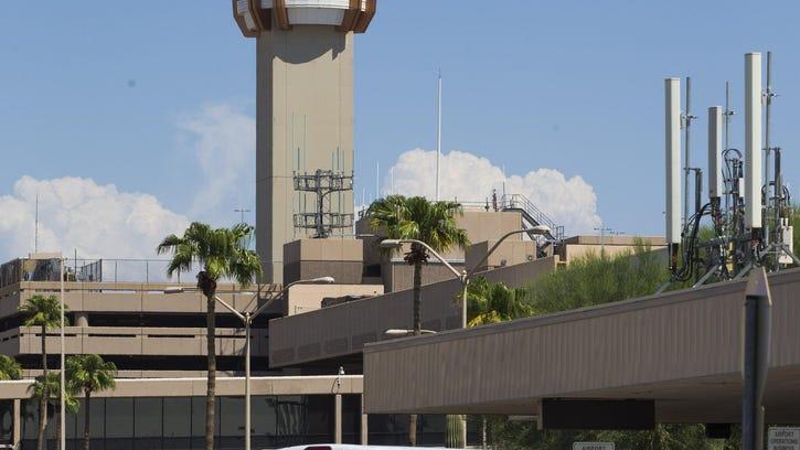 Fire alarm at Phoenix Sky Harbor International Airport causes flight delays, evacuations
