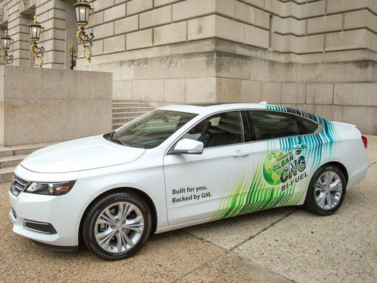 Can Natural Gas Cars Run On Gasoline