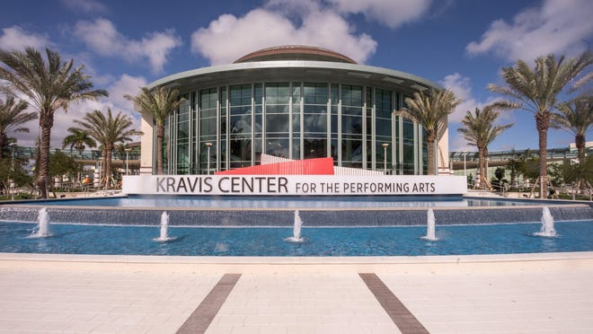 The Kravis Center will close at least through March 30.