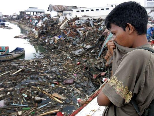 Tsunami Lasting Images Body Collectors