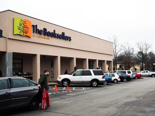 The Booksellers at Laurelwood, located at 387 Perkins