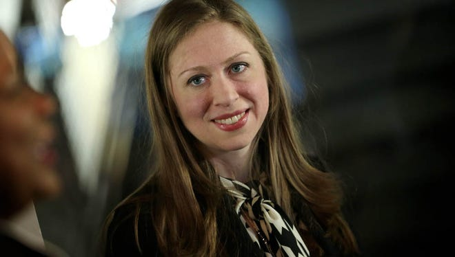 Chelsea Clinton will be in Michigan stumping for her mother.