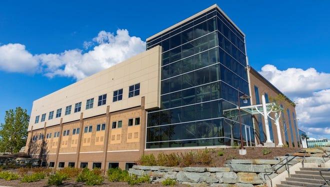 Binghamton University's $70M Smart Energy Building at the Innovative Technologies Complex in Vestal.