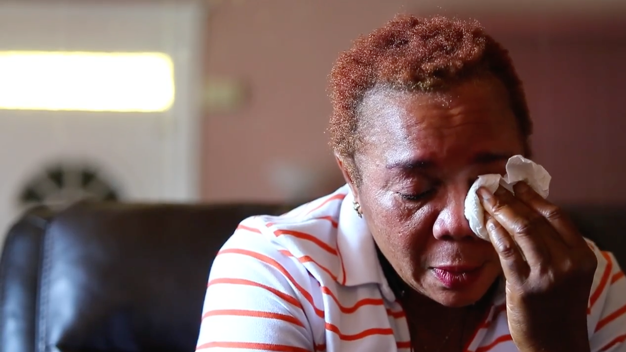 Saybah Harris lost her son, Foday Cheeks, on Sept. 13, 2016 after he was shot and killed in a rural York County home.