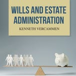 """Edison-based attorney Kenneth Vercammen has written the American Bar Association's book, """"Wills and Estate Administration."""""""