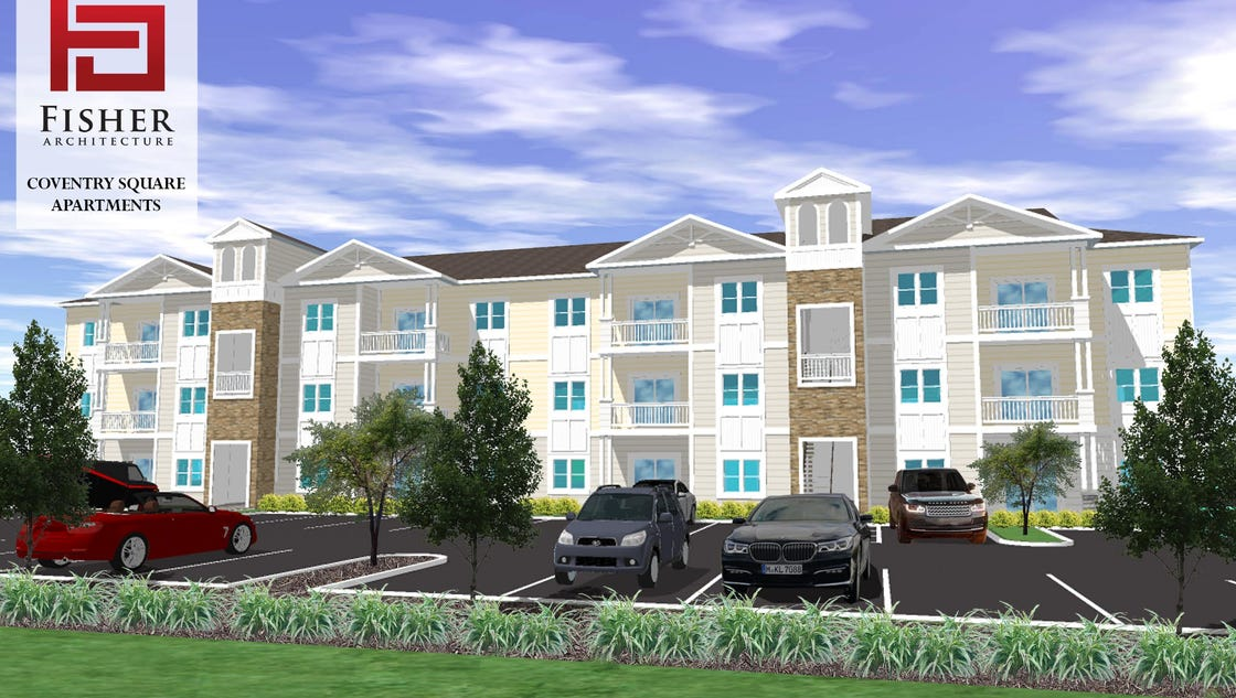 Coventry Square Apartments
