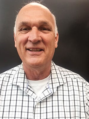 Dan McMillan is seeking a second term as Beech Grove treasurer.