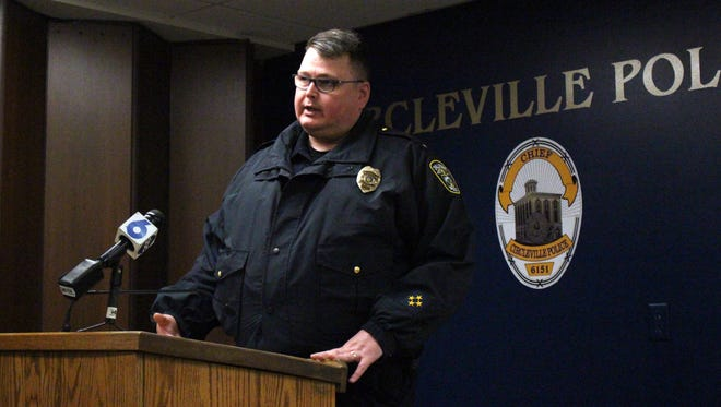 Chillicothe Police Chief Keith Washburn was appointed as hearing examiner for parking violations by city administration.
