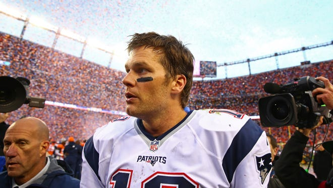 New England Patriots quarterback Tom Brady could miss the first four games of the season.