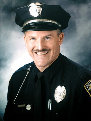 Chillicothe police officer Larry Cox