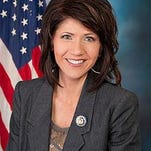 Noem helps introduce trafficking survivors relief act