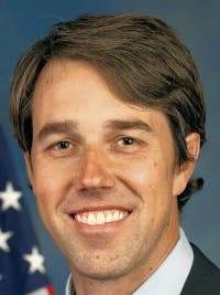 U.S. Rep. Beto O'Rourke, D-El Paso