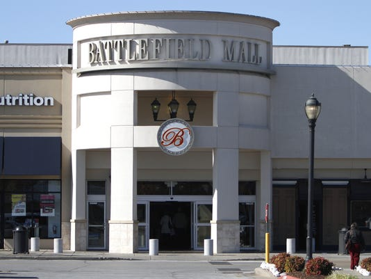 Battlefield Mall food court