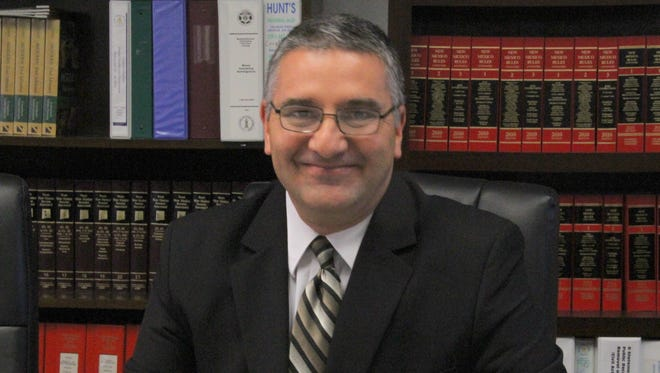 Twelfth Judicial District Attorney David Ceballes is chairing a search committee to find a new police chief for the Alamogordo Police Department.