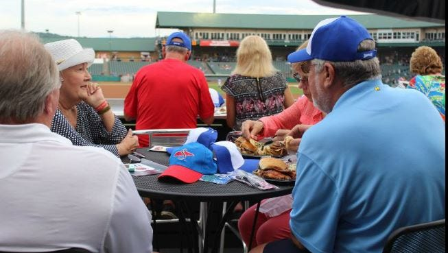 Ten Insiders will win a private party at Calhoun's at the Yard