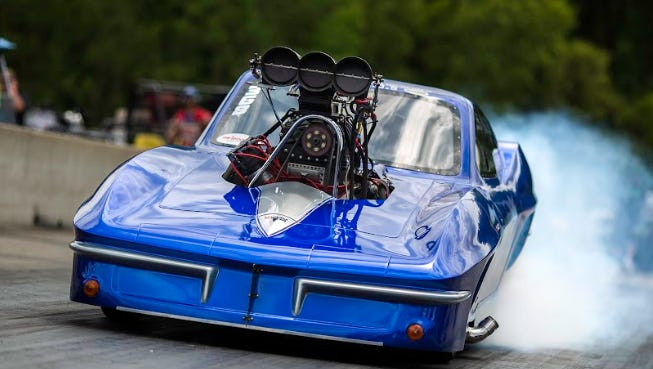 The city's first organized drag racing event will be held this Saturday, Sept. 23, 2017.