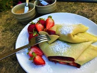 Kid-Friendly PB&J Crepes Recipe