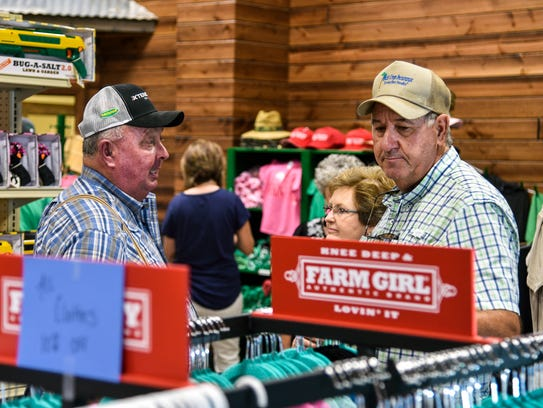 Wall Co-Op Country Store Grand Opening, Sept. 9, 2017